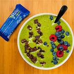 Simple Green Smoothie Bowl