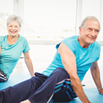 Fitter Seniors May Have Healthier Brains