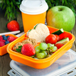 Healthy Lunch and Breakfast Keep Students Alert