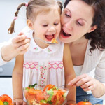 Helping Prepare Meals Makes for Healthier Kids