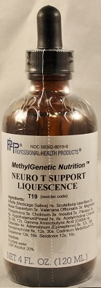 Neuro T Support Liquescence 4oz