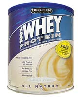 100% Whey Protein Natural Flavor 24.6oz