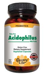 Acidophilus with Pectin Milk-Free 250 vegicaps
