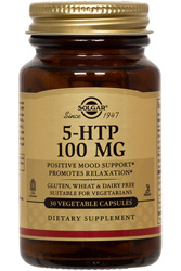 5-HTP 100mg 30 vegetable capsules
