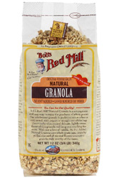 No Fat Added Natural Granola