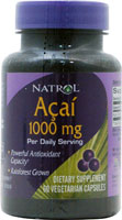 Acai Berry 1000 Mg