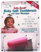 Infa-Dent Baby Toothbrush