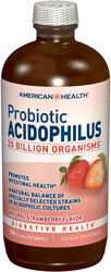 Acidophilus Culture Strawberry 16 fl oz