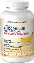 Acidophilus Chewable Banana 120 wafers