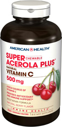Super Acerola Plus Chewable 500mg 100 wafer