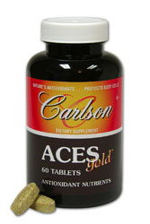 ACES Gold 180 sz Tablets