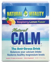Calm Packets Organic Rasp/Lem