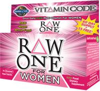 Vitamin Code� - Raw One For Women