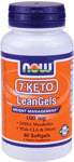 7 KETO (R) 100 MG LEANGELS (TM) 60 SOFTGELS