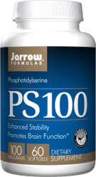 PS-100 100mg 60 softgels