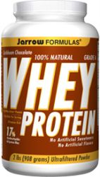 Whey Protein Chocolate Ultrafiltered Powder 2lb (908g)