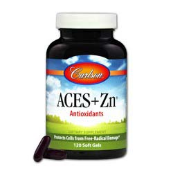 ACES + Zn 120 sz Soft Gels