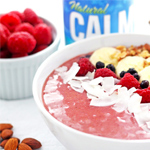 "Anti-inflammatory ""No More Aches and Pains"" Smoothie Bowl"