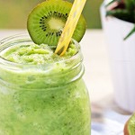 Refreshing Aloe  Vera Detox Smoothie