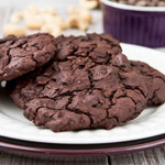 Heart Health Double-Chocolate-Chip Cookies